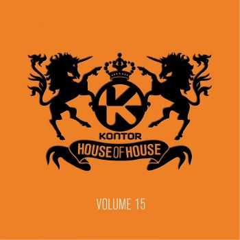 VA - Kontor House Of House 15 (2012)