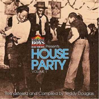 VA - Basement Boys House Party,Vol.1 (2011)