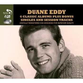 Duane Eddy - 6 Classics Albums Plus Bonus Singles And Session Tracks (2012) HQ