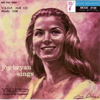 Joy Bryan - Joy Bryan Sings (1957)