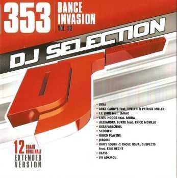 VA - Dj Selection 353 - Dance Invasion Vol.93 (2012)