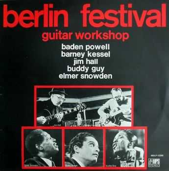 VA - Berlin Festival Guitar Workshop (1967)