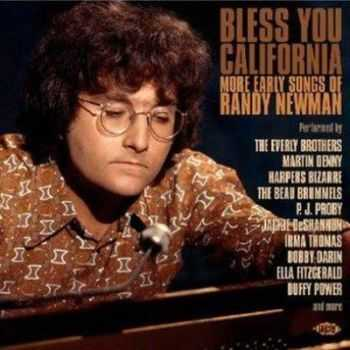 Bless You California:  More Early Songs of Randy Newman (2010)
