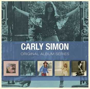 Carly Simon – Original Album Series (5CD Box Set) (2011)