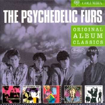 The Psychedelic Furs – Original Album Classics (5CD Box Set) (2008)