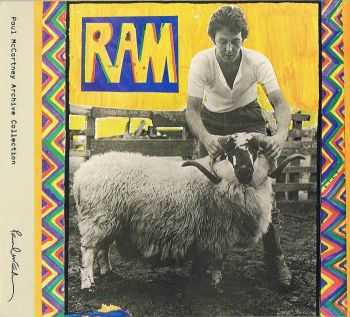 Paul & Linda McCartney - Ram 1971 [Remastered Special Edition] (2012) APE