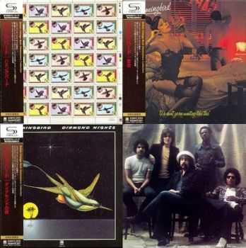 Hummingbird - 3 Albums Mini LP SHM-CD (2010)