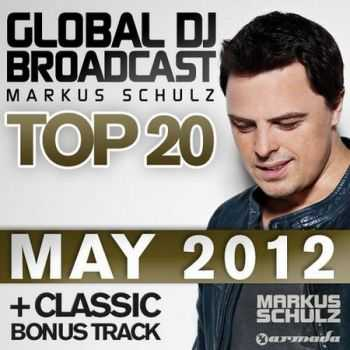 Global DJ Broadcast Top 20 May 2012 (2012)