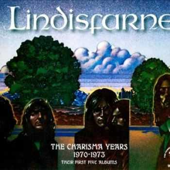 Lindisfarne - Charisma Years 1970-1973: Their First Five Albums (2011)