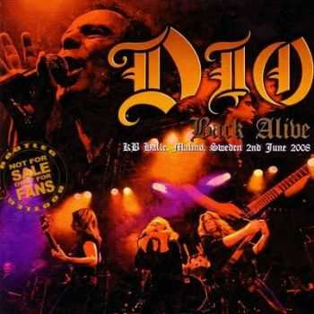 Dio - Back Alive (2008) [Lossless]