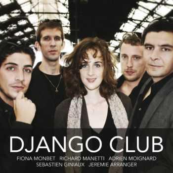 Django Club - Django Club (2012)
