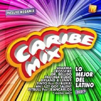 VA - Caribe Mix (Lo Mejor Del Latino) 2012