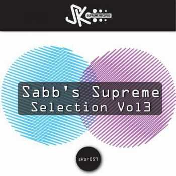 VA - Sabb's Supreme Selection Vol 3 (2012)