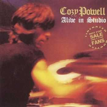 Cozy Powell - Alive In Studio (1979) (Lossless)