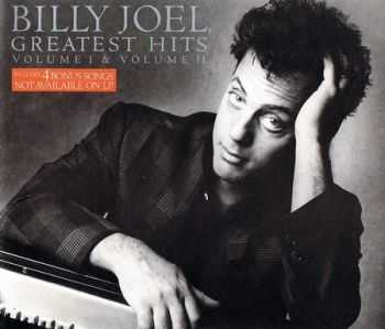 Billy Joel - Greatest Hits (Vol. I & II) 1985 (Lossless) + MP3