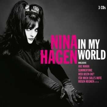 Nina Hagen - In My World [3CD] (2012)