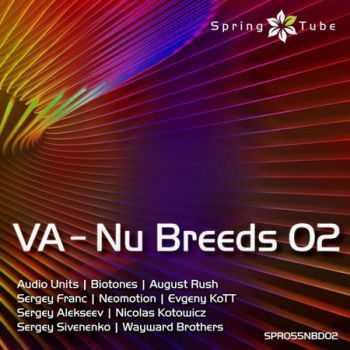 VA - Nu Breeds 02 (2012)