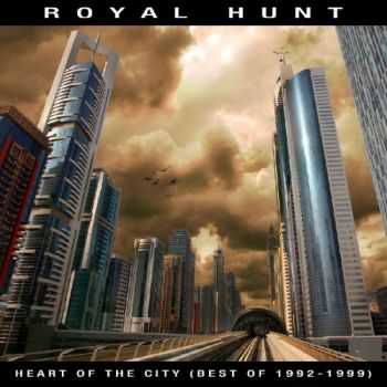Royal Hunt  -  Heart Of The City (Best Of 1992-1999) (2012)