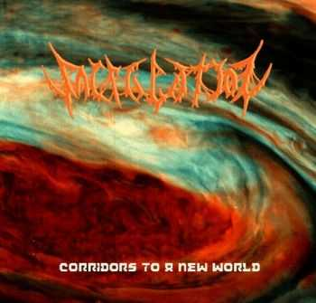 Vacillation - Corridors To A New World [EP] (2012)