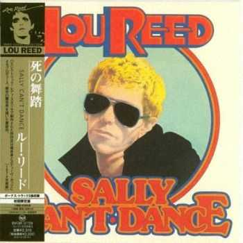 Lou Reed - Sally Can't Dance (1974)