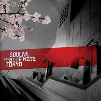 Soulive - Live At The Blue Note Tokyo (2010)