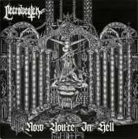 Necrowretch - Now You're In Hell [ep] (2012)