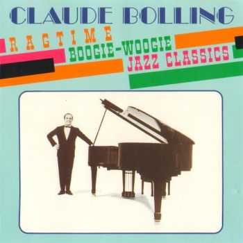 Claude Bolling - Ragtime Boogie-Woogie Jazz Classics (1970)