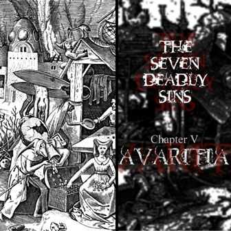 VA - The Seven Deadly Sins Compilation: Avaritia (2011)