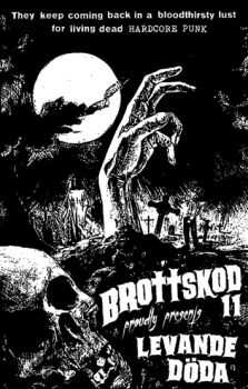 Brottskod 11 - Levande Döda (Cass, Ltd, SSided) (2011)