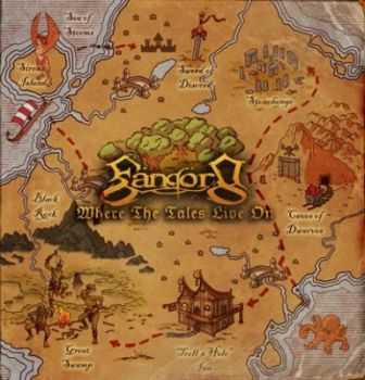FangorN - Where The Tales Live On (2012)