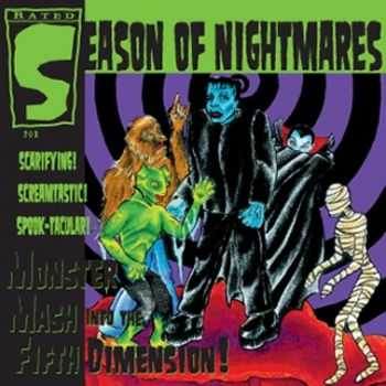 Season of Nightmares - Monster Mash Into The Fifth Dimension (2006)