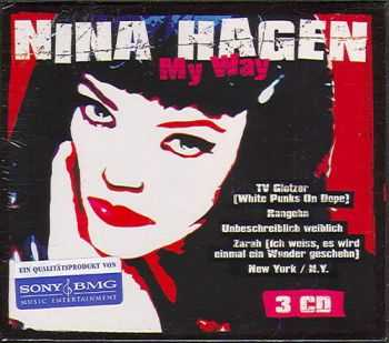 Nina Hagen - My Way [3CD] (2005)