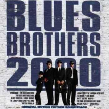 The Blues Brothers - Blues Brothers 2000 (1998) (Lossless+Mp3)