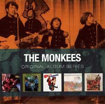 The Monkees - Original Album Series (5CD Box Set) (2009)
