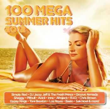 VA - 100 Mega Summer Hits 2012 (2012)