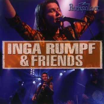Inga Rumpf & Friends - At Rockpalast (2007)