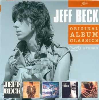 Jeff Beck - Original Album Classics (5CD Box Set) (2010)