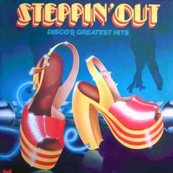 VA - Steppin' Out - Disco's Greatest Hits (1978)