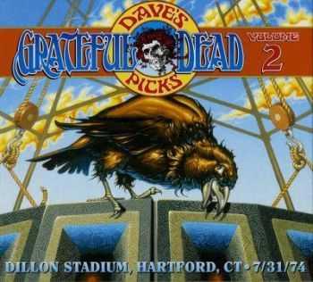 Grateful Dead - Dave's Picks, Volume 2 (2012)