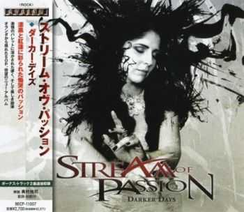 Stream Of Passion - Darker Days (Japanese Edition) (2011)