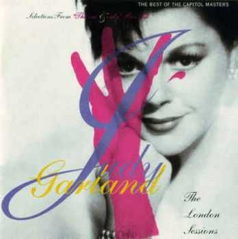 Judy Garland ‎– The London Sessions (1992)