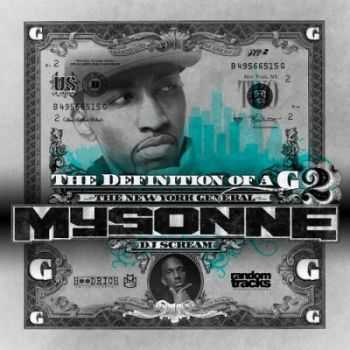Mysonne - The Definition of a G 2 (2012)