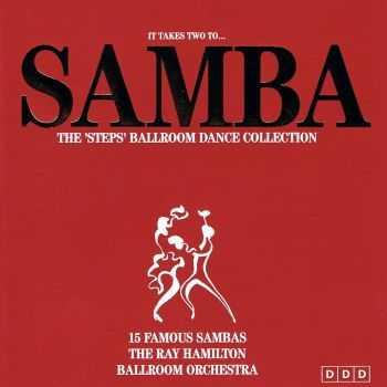 Ray Hamilton Ballroom Orchestra - Samba (1997)