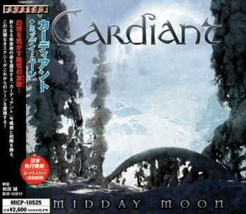 Cardiant - Midday Moon {Japanese Edition} (2005)