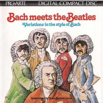 John Bayless - Bach Meets The Beatles (1984) FLAC