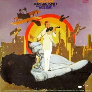 Jean-Luc Ponty - King Kong: Jean-Luc Ponty Plays the Music of Frank Zappa (1970)