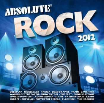 VA - Absolute Rock 2012 (2012)