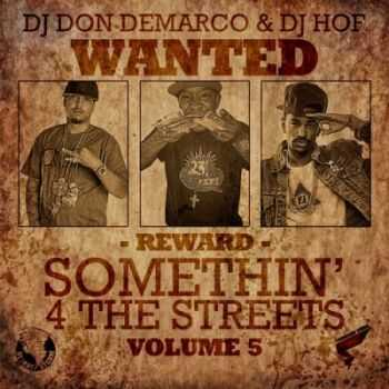 Various Artists - Somethin 4 The Streetz Pt. 5 (2012)