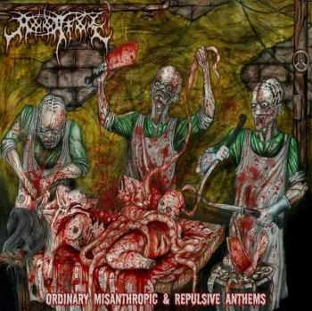 Moonfog - Ordinary Misanthropic & Repulsive Anthems (2009)