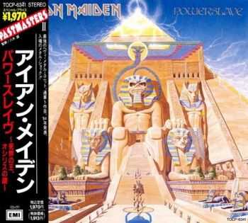 Iron Maiden - Powerslave (Japanese Edition) 1984 (Lossless) + MP3